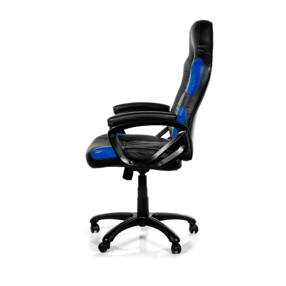 Arozzi Enzo feketekék gamer szék