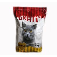 """Храна за котки в зряла възраст """"Grati"""" с пиле 15 кг Nordics"""