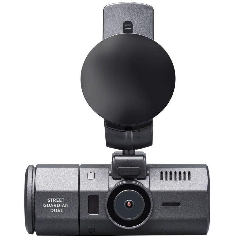 Fotografie DVR auto cu doua camere Midland Street Guardian Dual full HD 1080P GPS