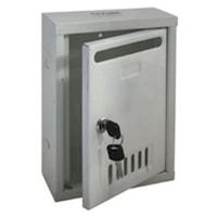 Пощенска Кутия A5 PREMIUMFIX, 195*260*78mm, Бяла, Метална, 0,802 кг