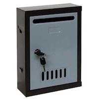 Пощенска Кутия A5 PREMIUMFIX, 190*260*75mm, Сива, Метална