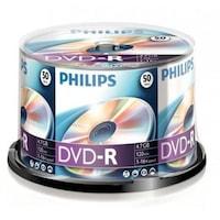 Philips DVD-R 47CBx50 hengeres