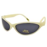 Smiffy's Foszforeszkáló napszemüveg, sárga/zöld