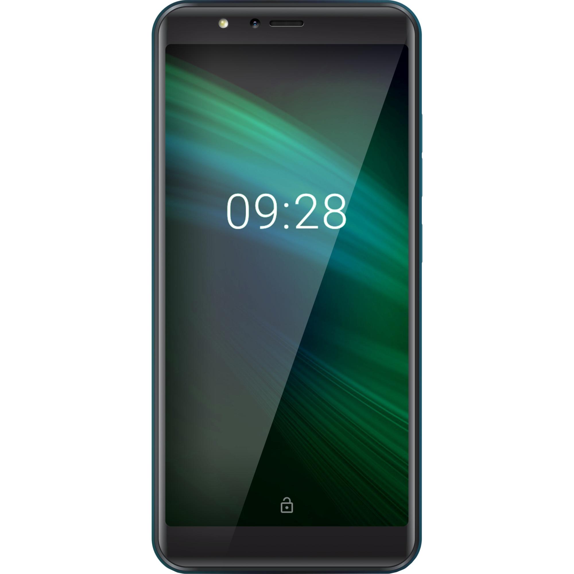 Fotografie Telefon mobil Allview A10 Max, Dual SIM, 16GB, 3G, Turcoaz Gradient