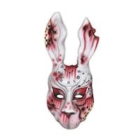 Smiffy's Evil Bunny maszk karneválhoz, vinil, 17x18 cm
