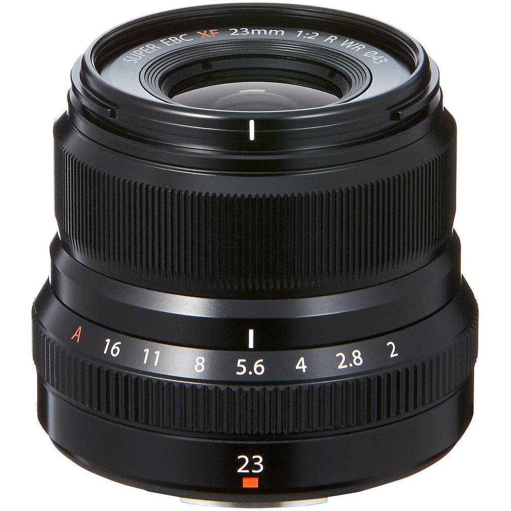 Fotografie Obiectiv Foto Mirrorless Fujifilm XF 23 mm, F/2.0