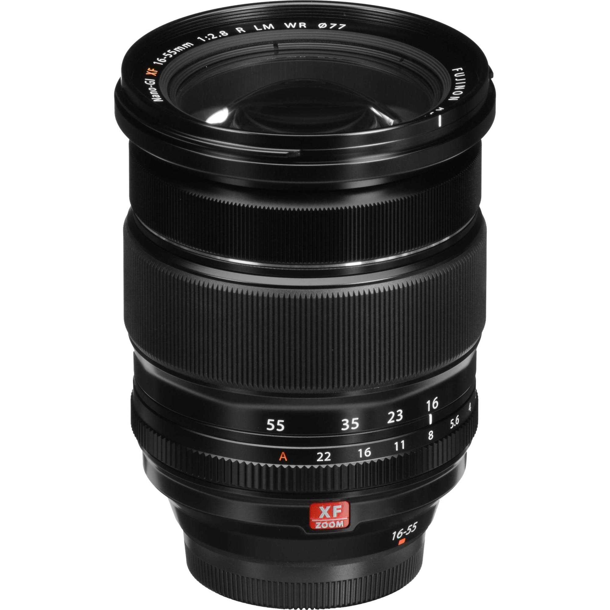Fotografie Obiectiv Foto Mirrorless Fujifilm XF 16-55 mm, F/2.8 RLM