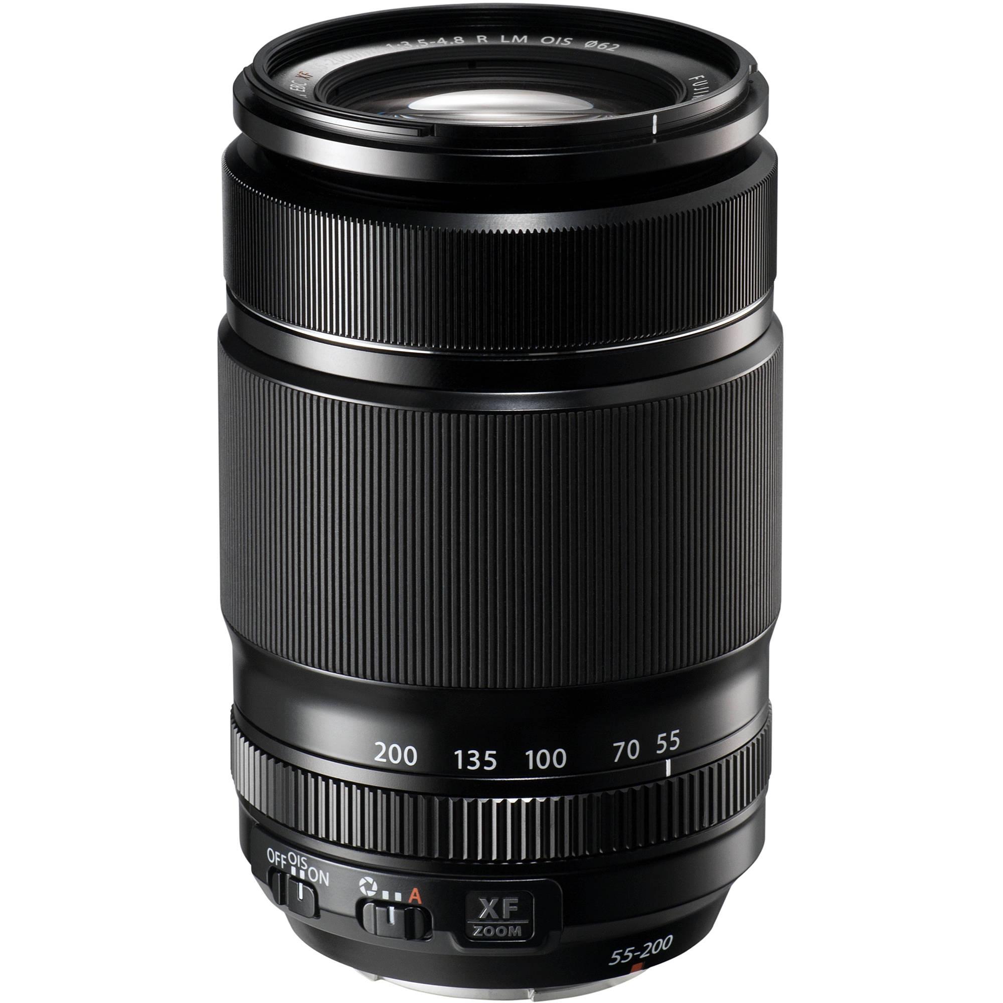 Fotografie Obiectiv Foto Mirrorless Fujifilm XF 55-200 mm, F/3.5 - 4.8