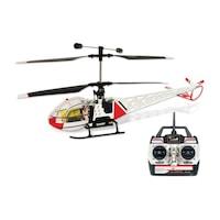 DRAGONFLY 5G4 + 2.4GHz 4ch R/C koax helikopter - RTF