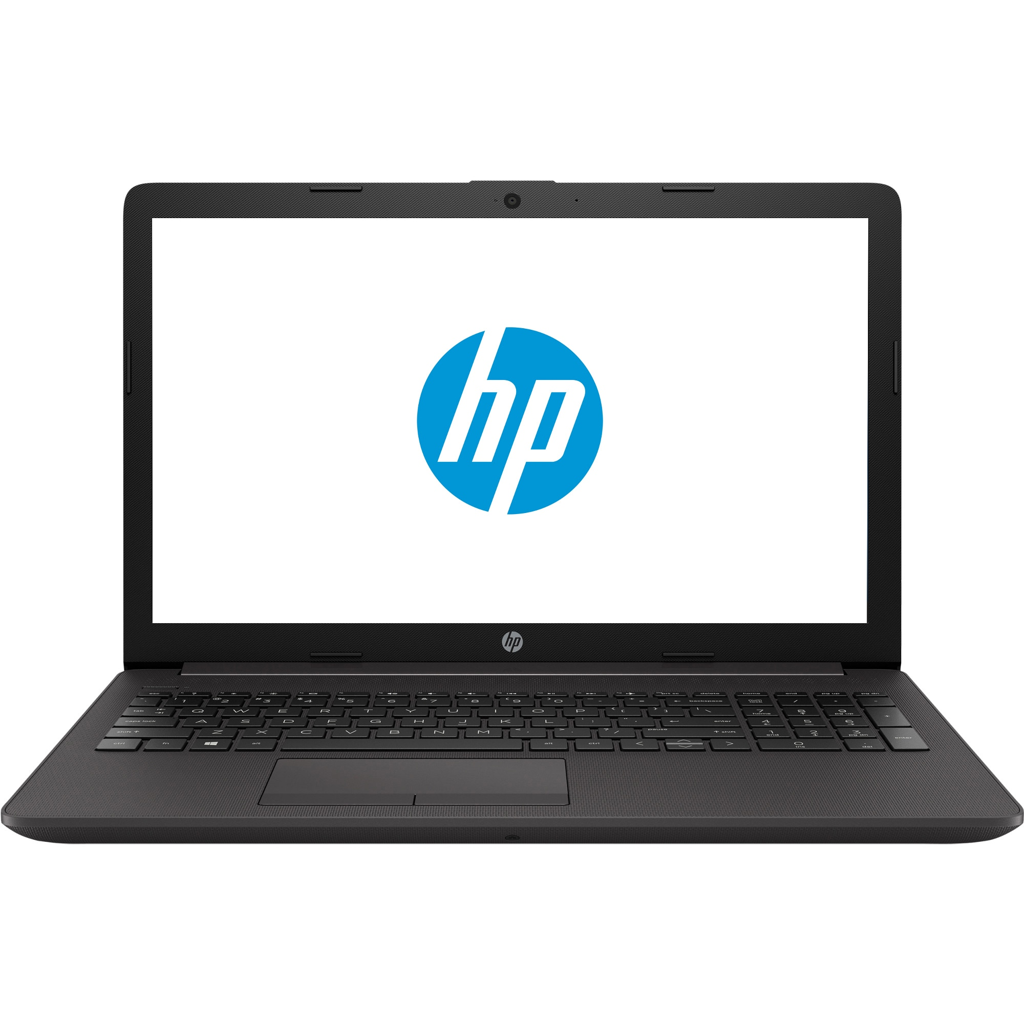 "Fotografie Laptop HP 255 G7 cu procesor AMD Ryzen™ 5 3500U pana la 3.70 GHz, 15.6"", Full HD, 8GB, 256GB SSD, AMD Radeon™ Vega 8, Free DOS. Black"