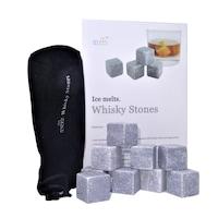 Kőkockák whiskyhez, whisky sziklákhoz, 9 darab
