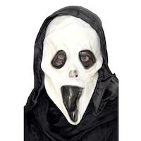 Smiffy's Screamer maszk, rugalmas, foszforeszkáló