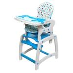 Стол за хранене Juju Eat & Play, Син