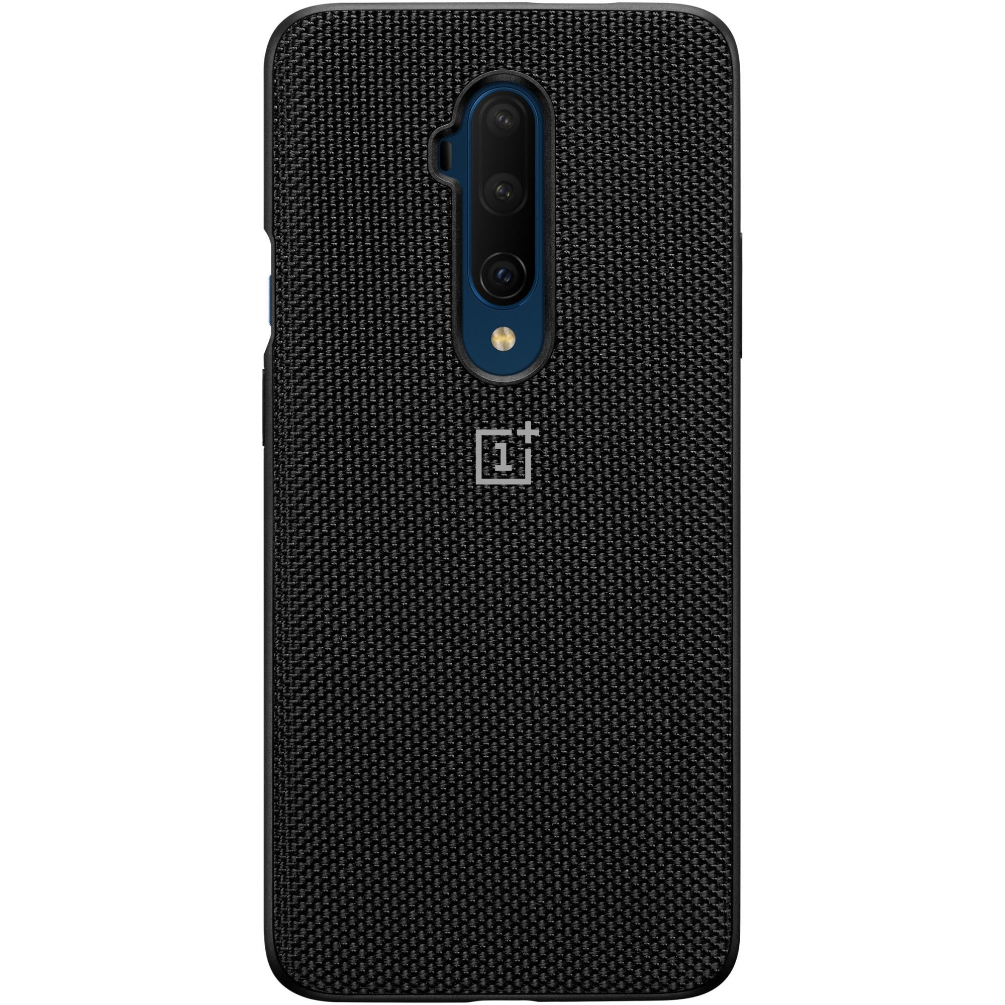 Fotografie Husa OnePlus Nylon Bumper Case pentru OnePlus 7T Pro, Black