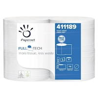 Sofidel Papernet toalettpapír, 2 rétegű, 4db/ csomag, Superior, 100 m