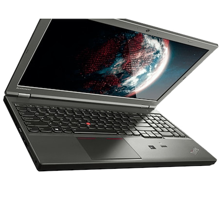 Лаптоп Lenovo ThinkPad W540 ReFresh Silver с процесор Intel Core i7-4600M 2.9GHz, 8GB, 500GB, 15.6