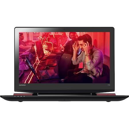 "Лаптоп Lenovo Gaming IdeaPad Y700-15ISK с процесор Intel® Core™ i7-6700HQ 2.60GHz, Skylake, 15.6"", Full HD, IPS, 8GB, 256GB SSD, nVIDIA GeForce GTX 960M 4GB GDDR5, Free Dos, Black"