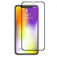 Стъклен Протектор No Brand, съвместим с Iphone 11 (2019), 5D, Full Glue