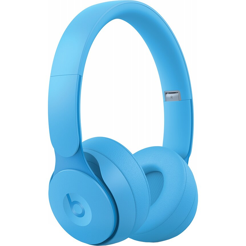 Fotografie Casti audio Beats Solo Pro, Wireless, Matte Collection, Light Blue
