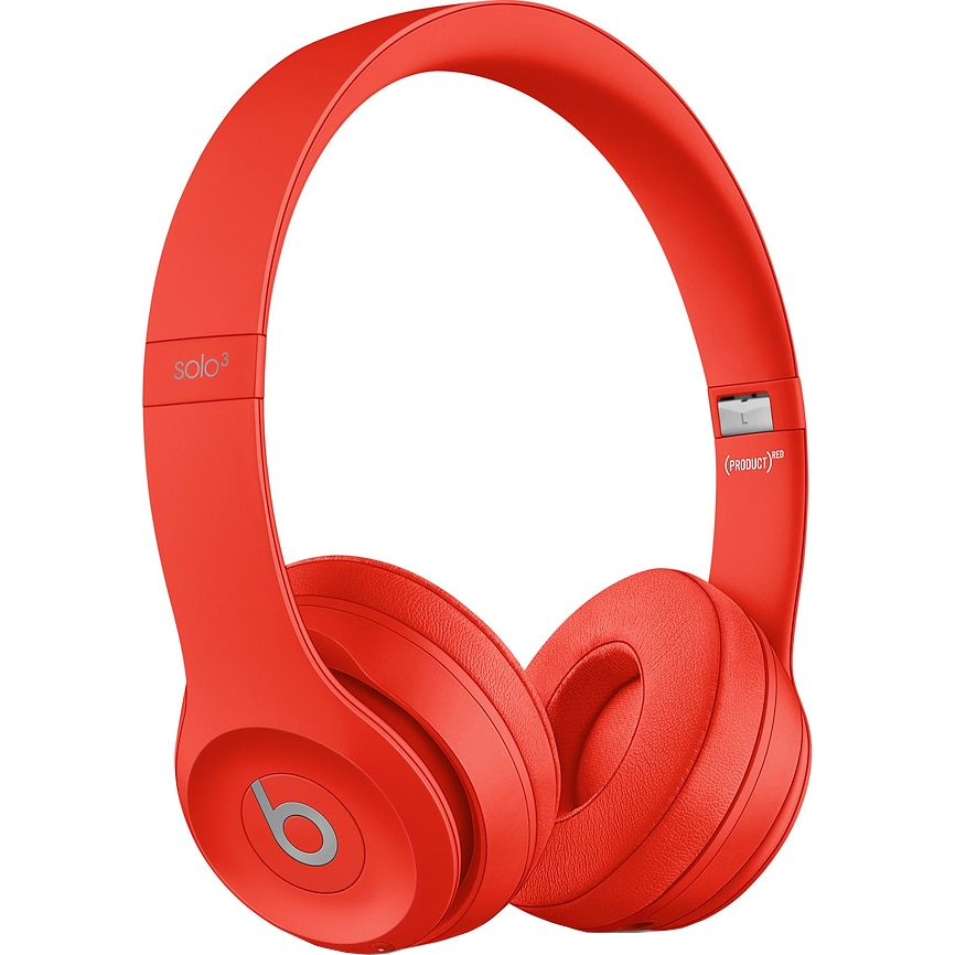 Fotografie Casti audio Beats Solo3, Wireless, Red