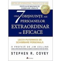 Cele 7 obisnuinte ale persoanelor extraordinar de eficace, Audiobook - Stephen R. Covey