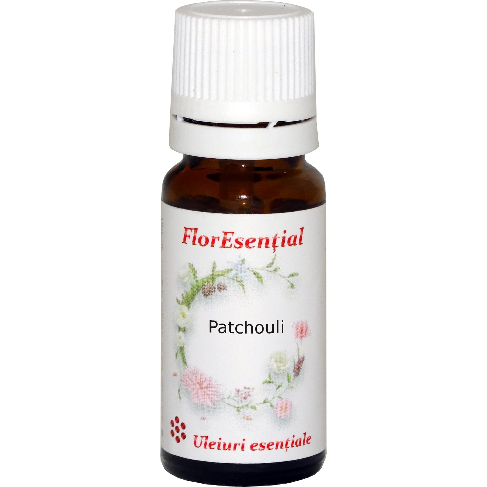 Ulei Esential de Patchouli Bio 10 ml - constiintacolectiva.ro