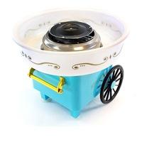 ProCart® vattacukor készítő gép, kék, 500W, 200 darab fa bot , 30 cm-es tál