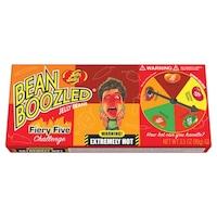 Jelly Belly, BeanBoozled Flaming Five + 100g édesség