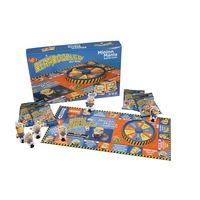 Jelly Belly, BeanBoozled Mini Edition társasjáték + 216g édesség