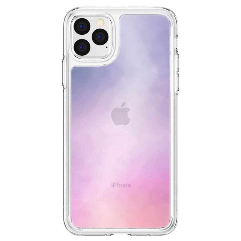 Fotografie Carcasa Spigen Crystal Hybrid Quartz pentru iPhone 11 Pro Max, Gradation