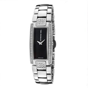 Ceas dama elegant, Raymond Weil, quartz, 44 x 19.8 mm, Shine, 1500 ST2 20000