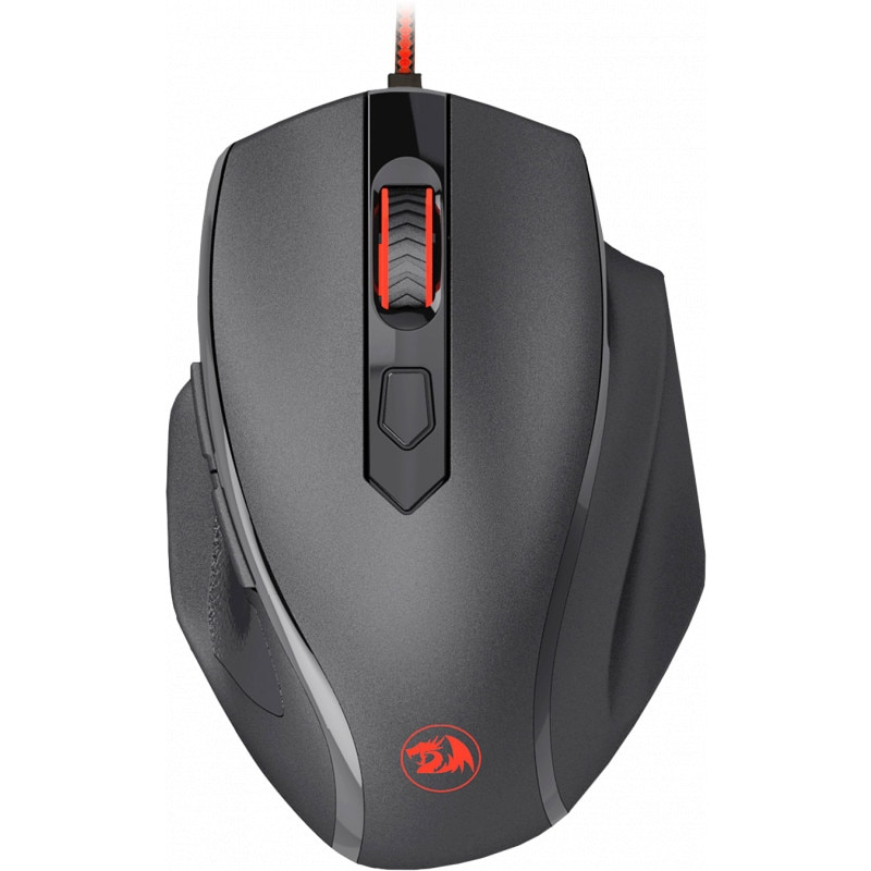 Fotografie Mouse gaming Redragon Tiger2, Negru