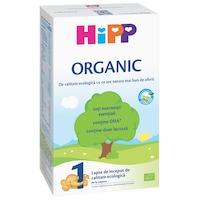 Lapte, Hipp 1 Organic Lapte de inceput 300g, 0+
