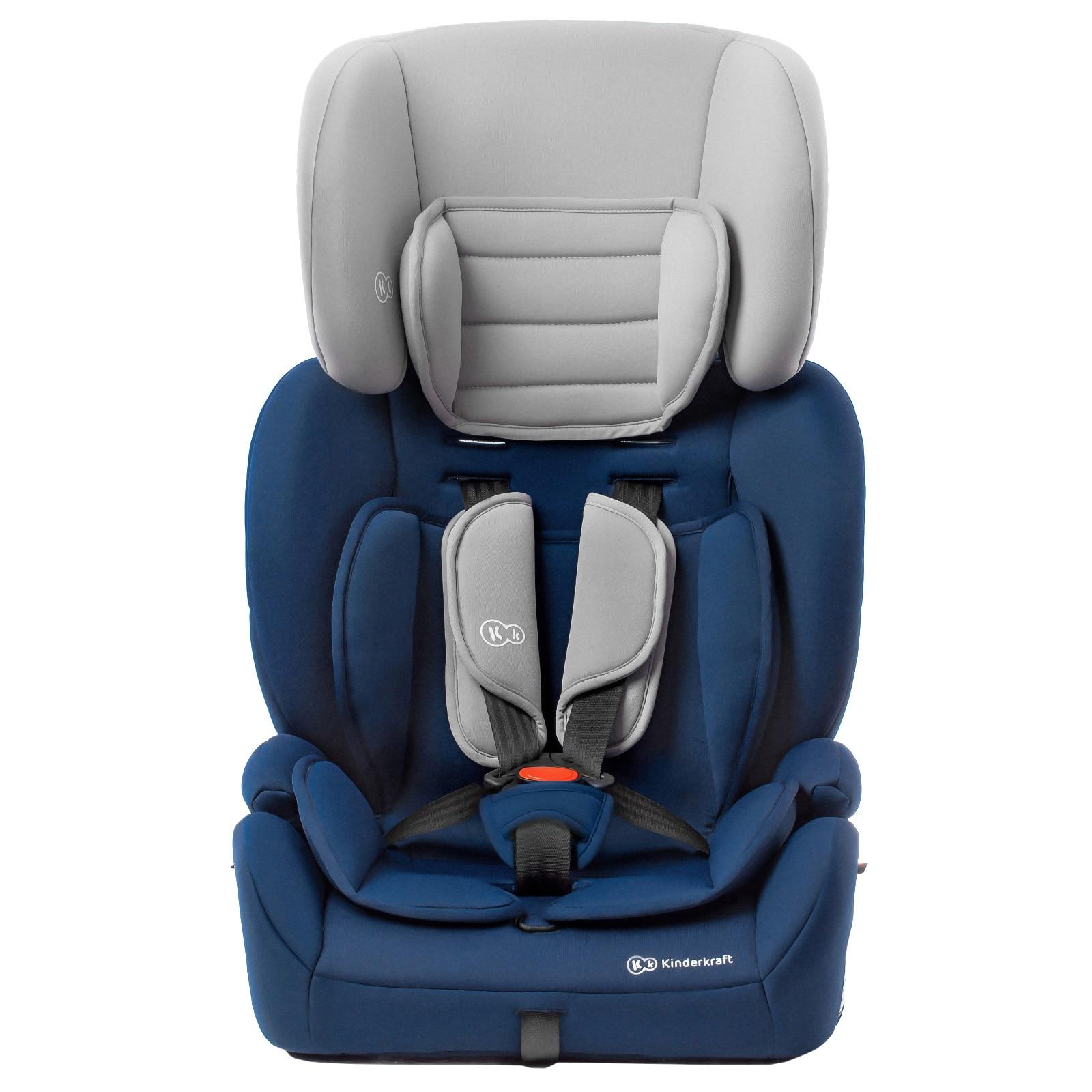 Fotografie Scaun auto Kinderkraft Concept, 9-36 kg, Albastru