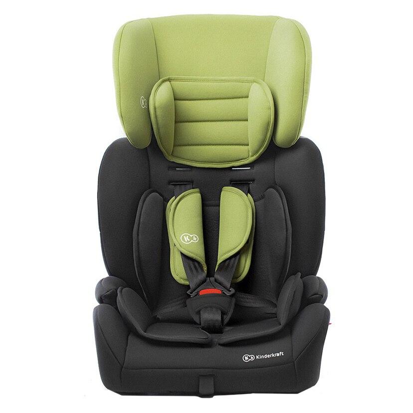 Fotografie Scaun auto Kinderkraft Concept, 9-36 kg, Verde