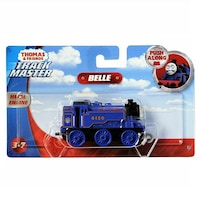 Thomas & Friends Track Master Push Along nagy méretű mozdonyok - Belle