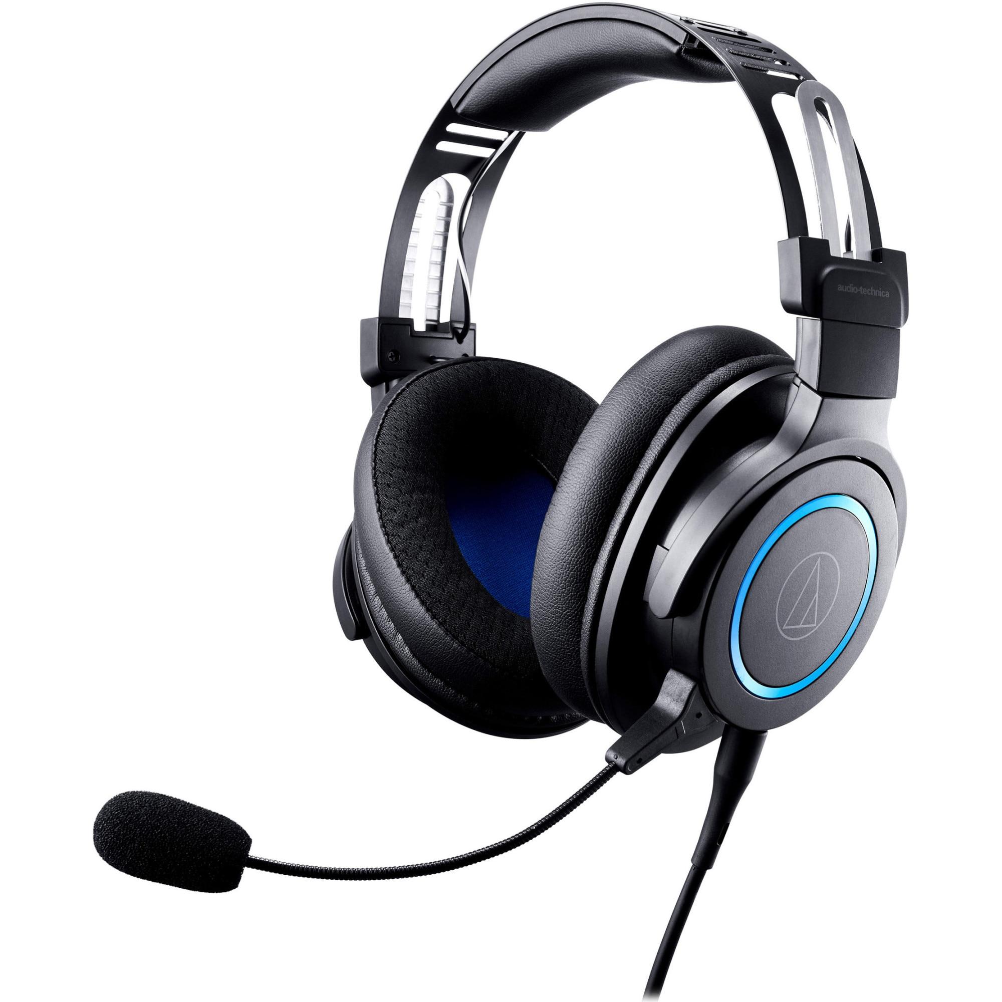 Fotografie Casti gaming Audio Technica ATH-G1