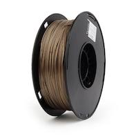 Gembird filament PLA brass, 1,75 MM, 1 KG