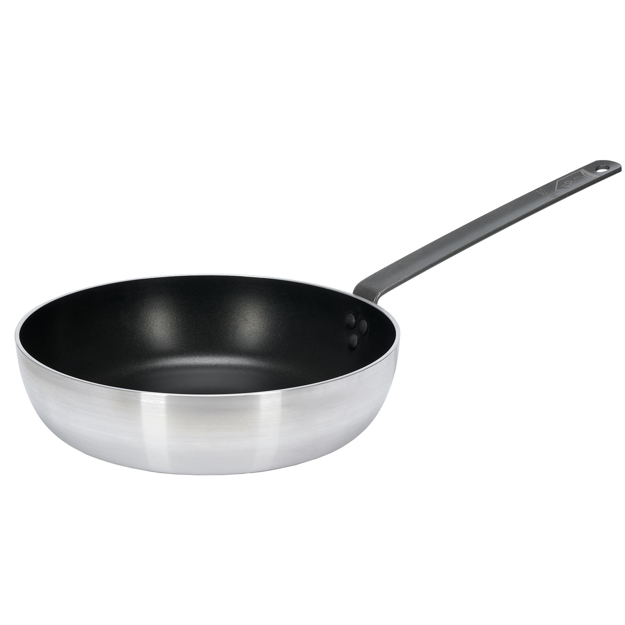 Fotografie Tigaie wok profesionala Cooking by Heinner, inductie, 30 x 8 cm