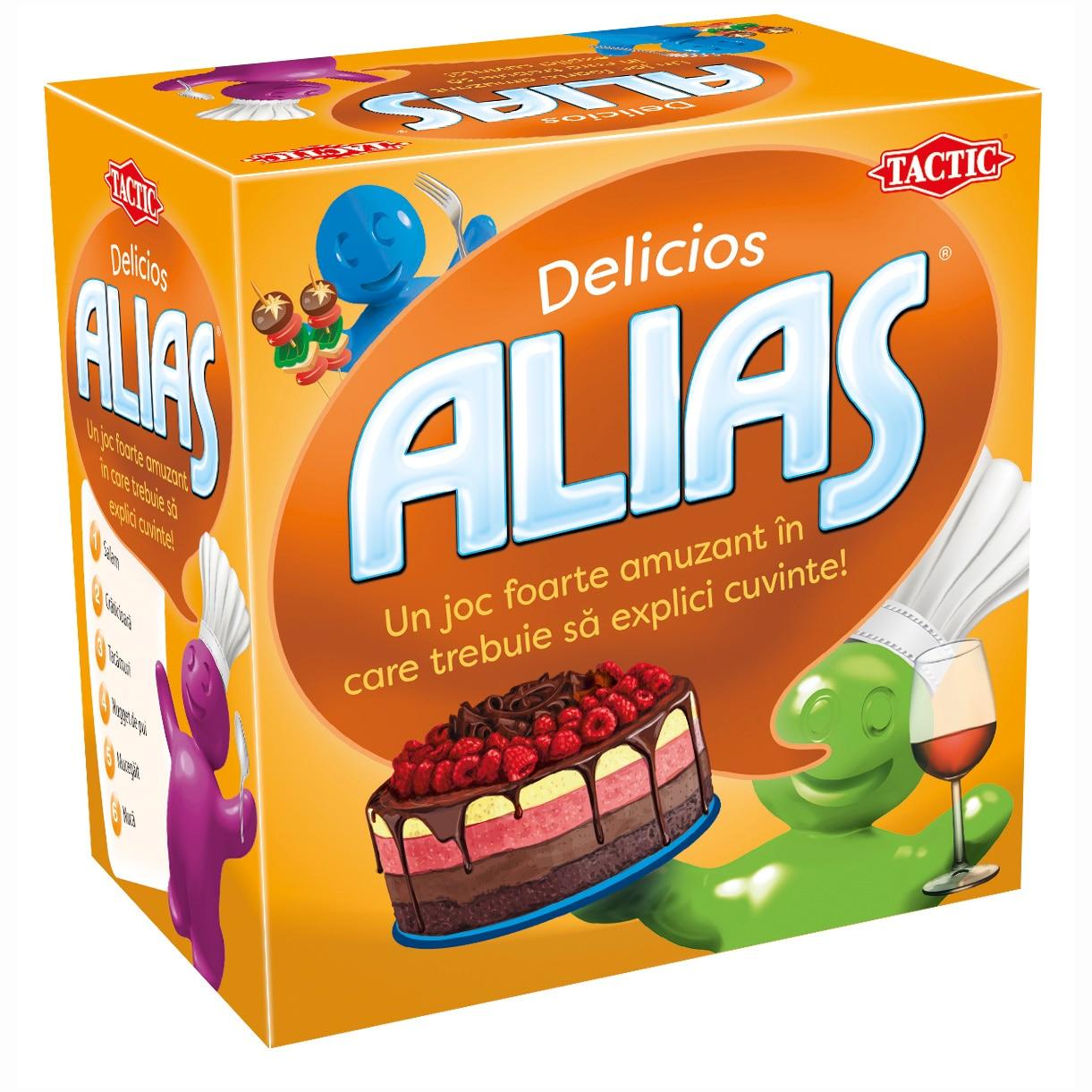 Fotografie Joc Tactic Snack Alias - Delicios