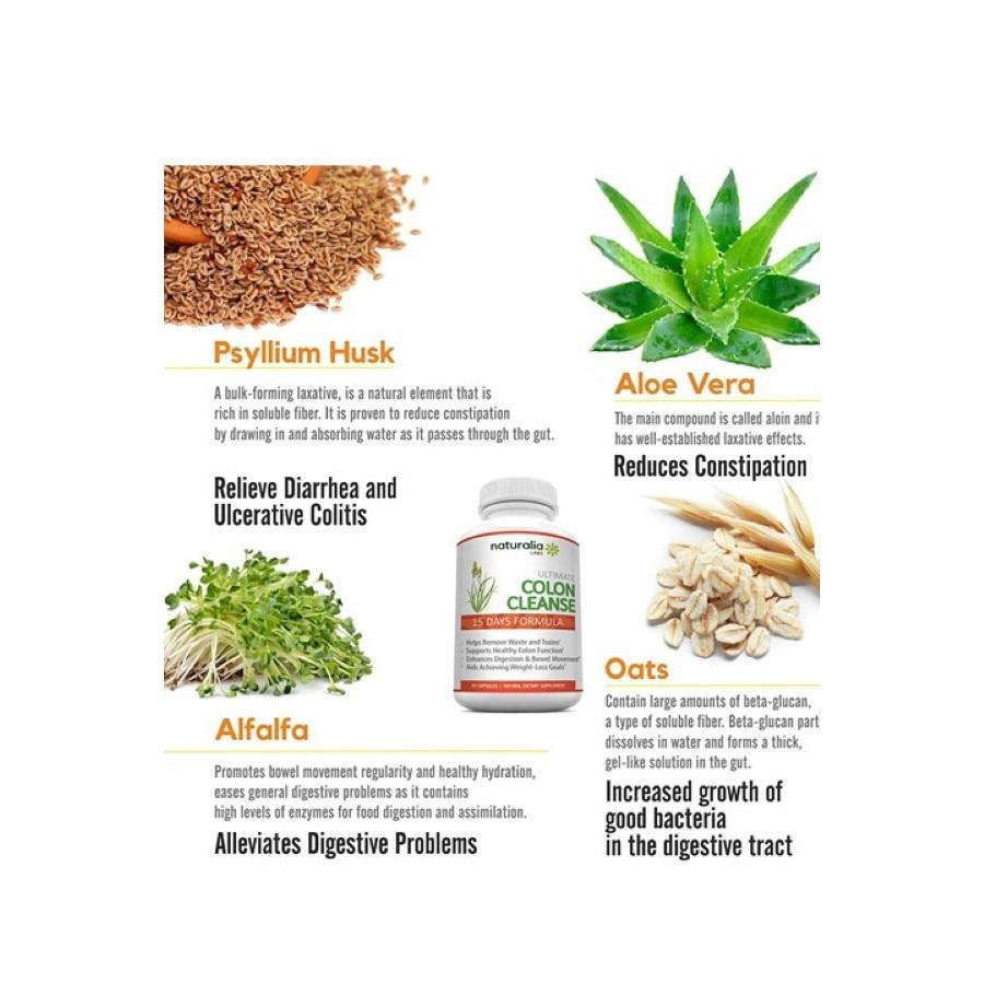 Suplimente de curățare detox. Curățare și detoxifiere