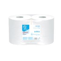 Sofidel Papernet Maxi Jumbo toalettpapír, 2 rétegű, hófehér, 360 m, 6db/ csomag