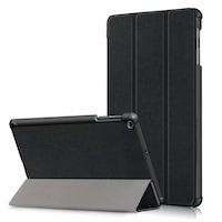 Калъф IV за таблет Samsung Tab A 10.1инча 2019 Т510, T515, Черен и Фолио Протектор