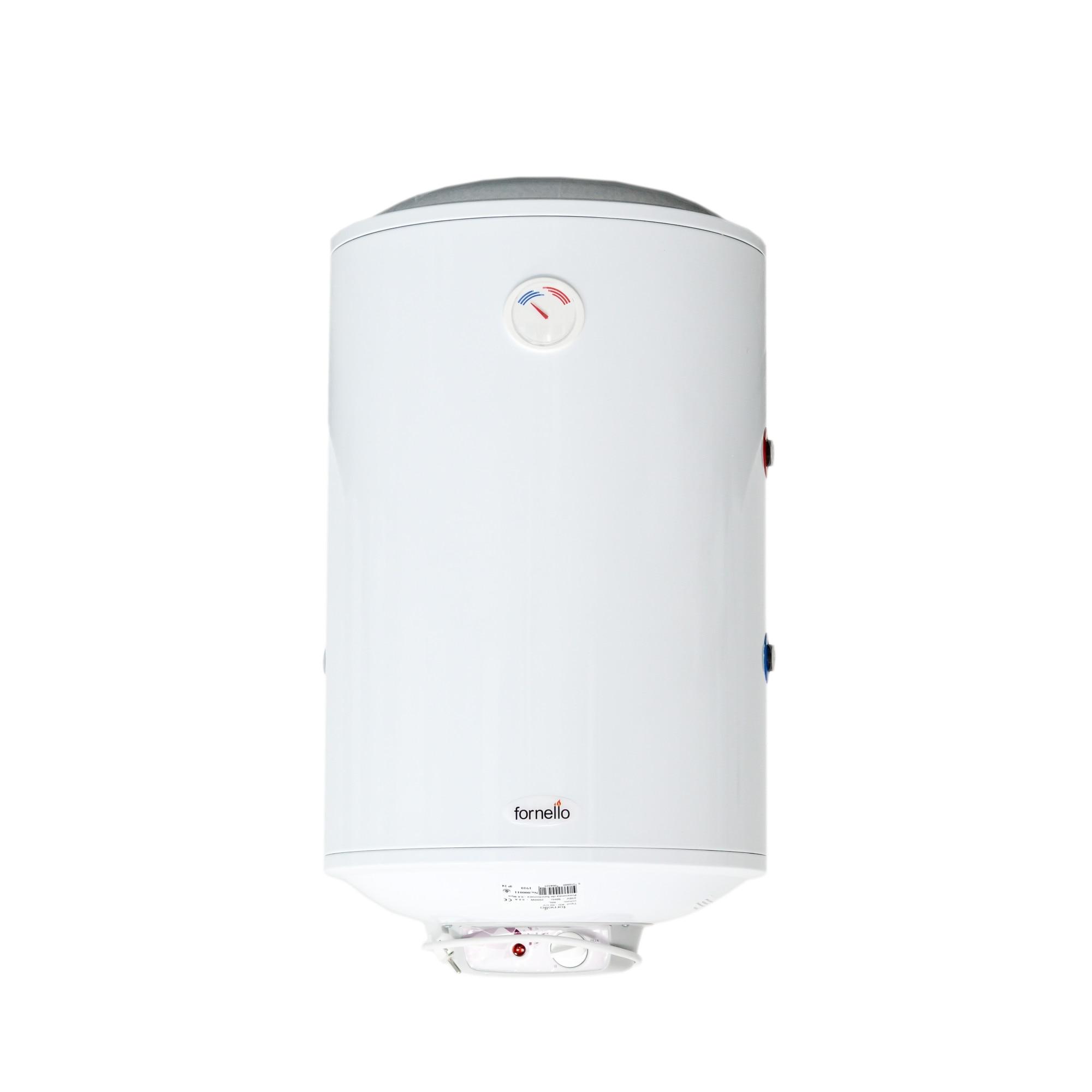 Fotografie Boiler termoelectric Fornello Titanium Plus 2000 W, 100 l, 0.8 Mpa, racord stanga/dreapta
