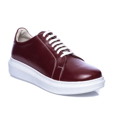 Pantofi barbati din piele naturala - Bordo Box - TC3 BOB, 42 EU