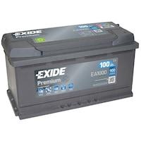 baterii auto exide premium