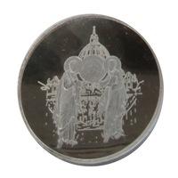 """Монета от чисто сребро """"Петър и Павел"""", 32,6 мм, 16 гр., Ag 999.9"""