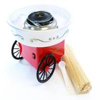 aparat vata de zahar pe gaz