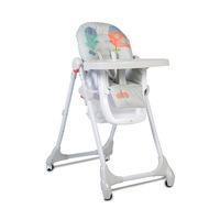 Детски стол за хранене Cangaroo Детски стол за хранене Kimchi, Светло сив, 6+