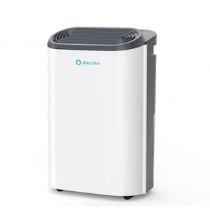 Dezumidificator si purificator cu consum redus de energie AlecoAir D14 PURIFY, 12 l /24h, HEPA, Uscare Rufe, Display digital